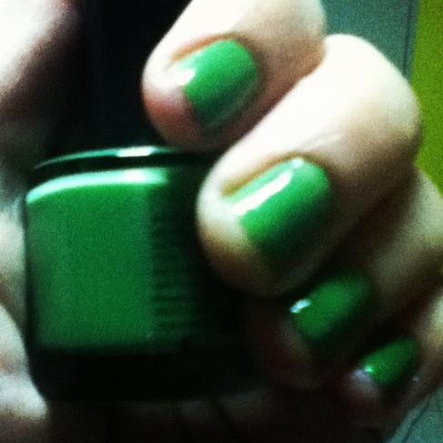 Nails! nails!