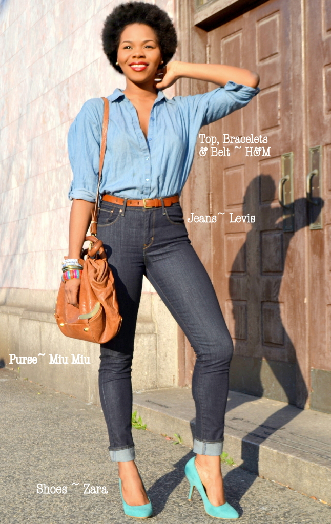 4aces: STYLE POST ~ PERFECT LEVI'S CURVE ID JEANS