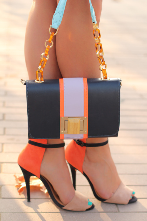 Great Shoe and Matching Purse for Spring /Summer ...