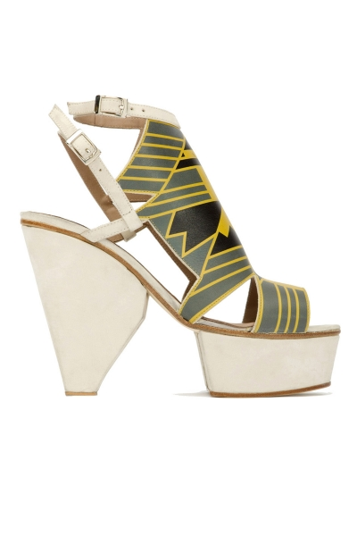 Louna Art Deco V1 - SS12 Women, Shoes - Surface to Air online store