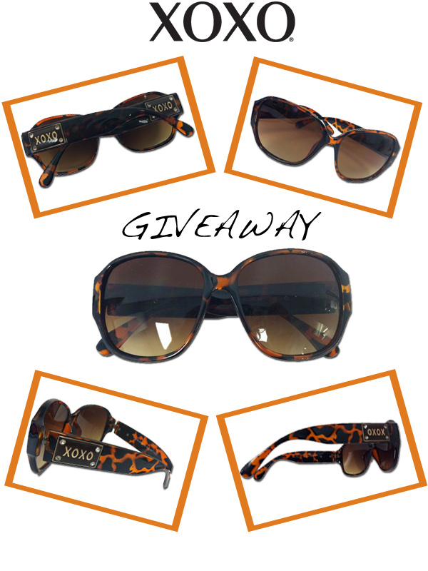 XOXI Sunglasses Giveaway | Penny Chic