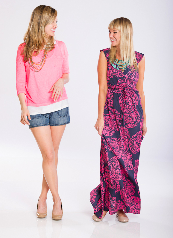 Two Broke Girls Model for Penny Chic | Penny Chic