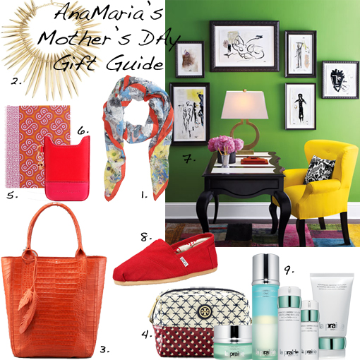 AnaMaria's Mother's Day Gift Guide | NMdaily