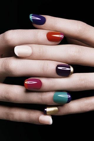 YSL multicolor