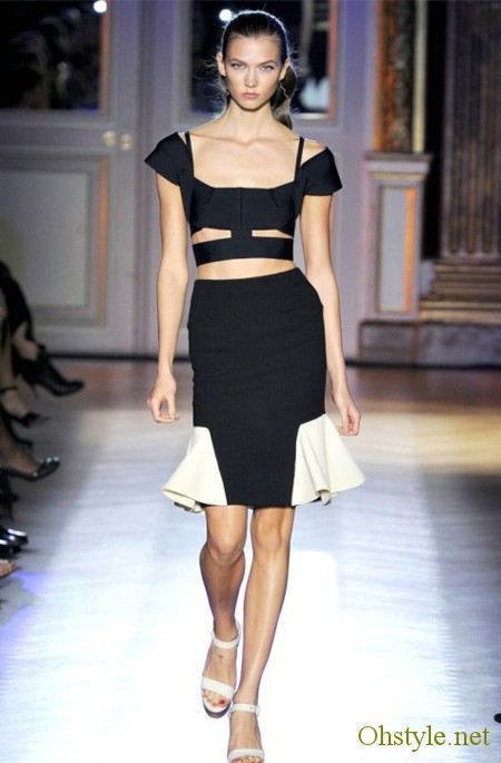 Roland Mouret's Spring and Summer 2012 Collection