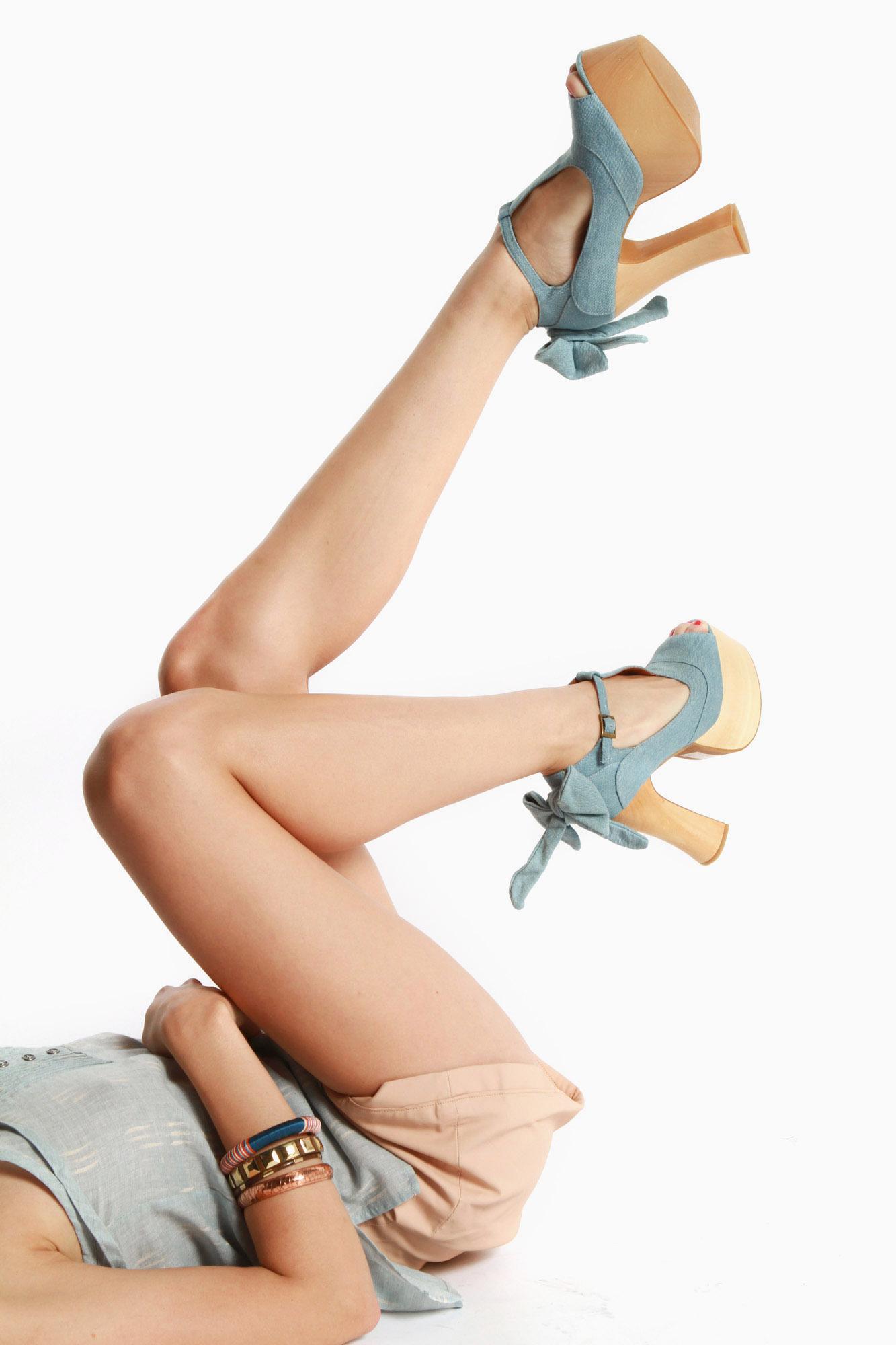 Jeffrey Campbell x Wildfox Shoe Release