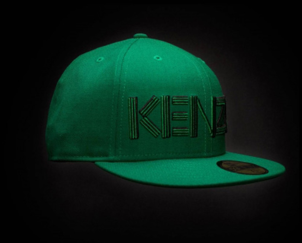Want This Now: The Kenzo x New Era Baseball Caps Are Tomboy Perfection - StyleCaster News