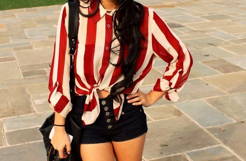 The Perfect Look for The Fourth of July