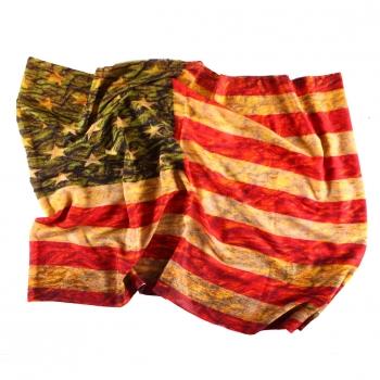 GOLDMAN - USA vintage flagge
