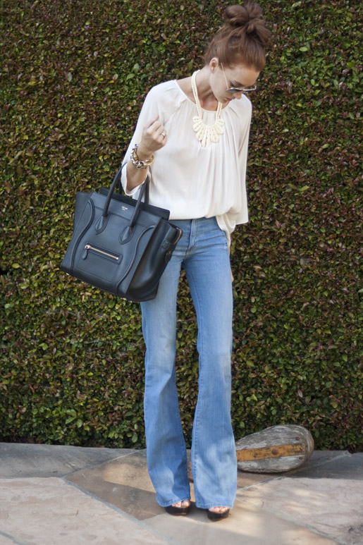 CouldIHaveThat: Ivory + Denim