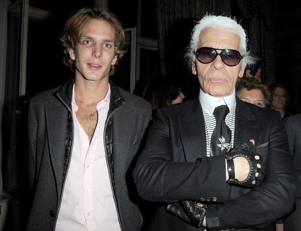 king karl and prince of monaco