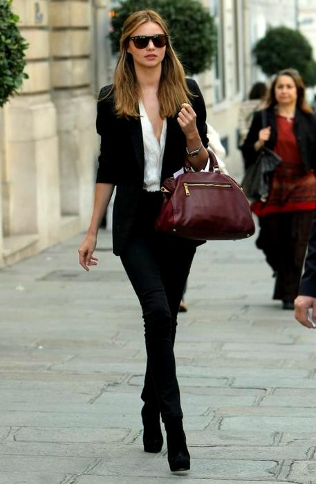 Miranda Kerr Street Style Stylecaster