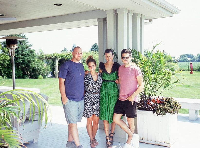 Michael Prezioso, Marni Golden, Erica Reid & Ben Fink Shapiro