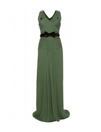 mytheresa.com - Burberry Prorsum - GESCHLITZTES ABENDKLEID - Luxury Fashion