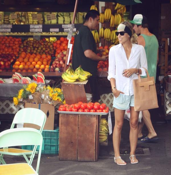 Farmer's Market Fashionista