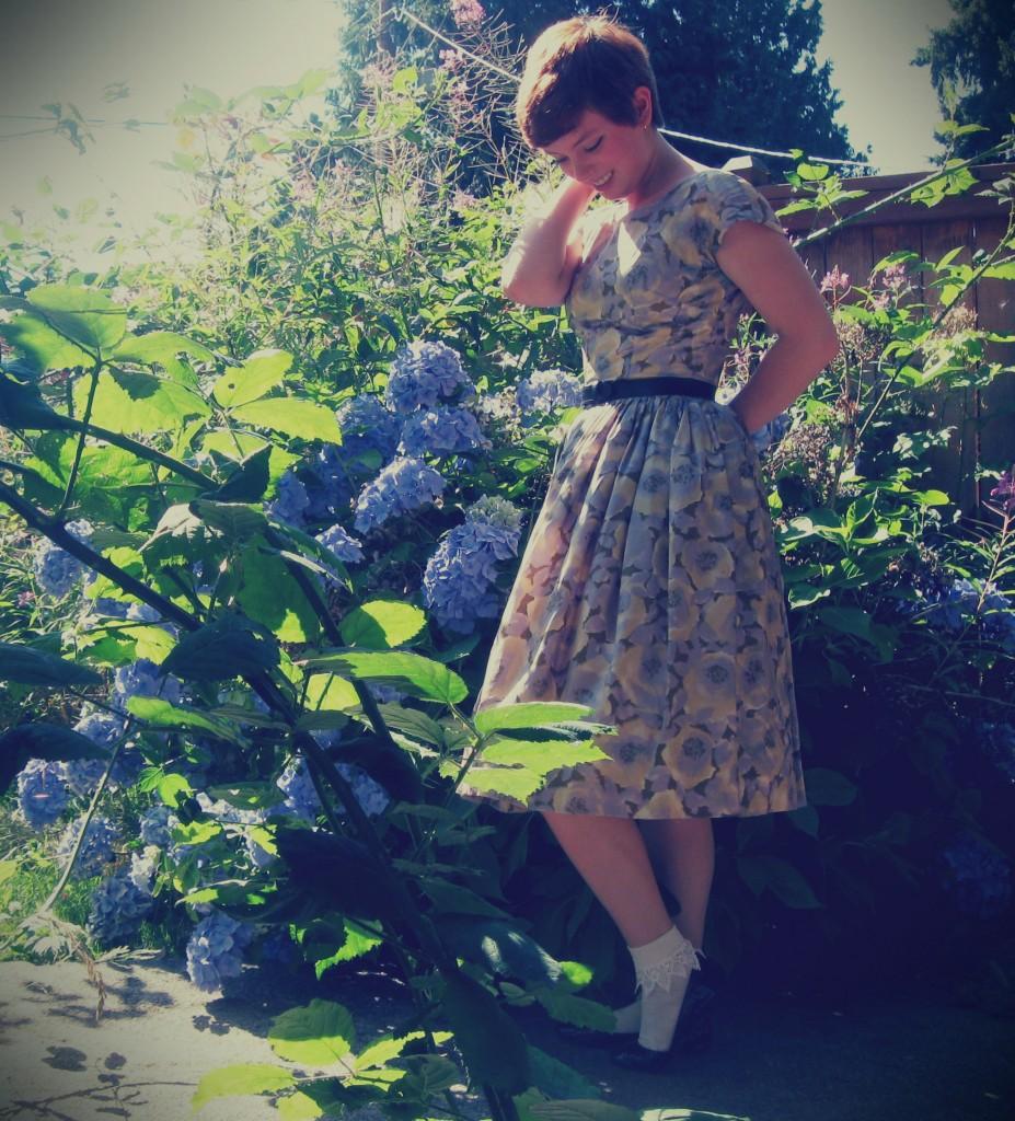 Sweet Style: Silk Flowers