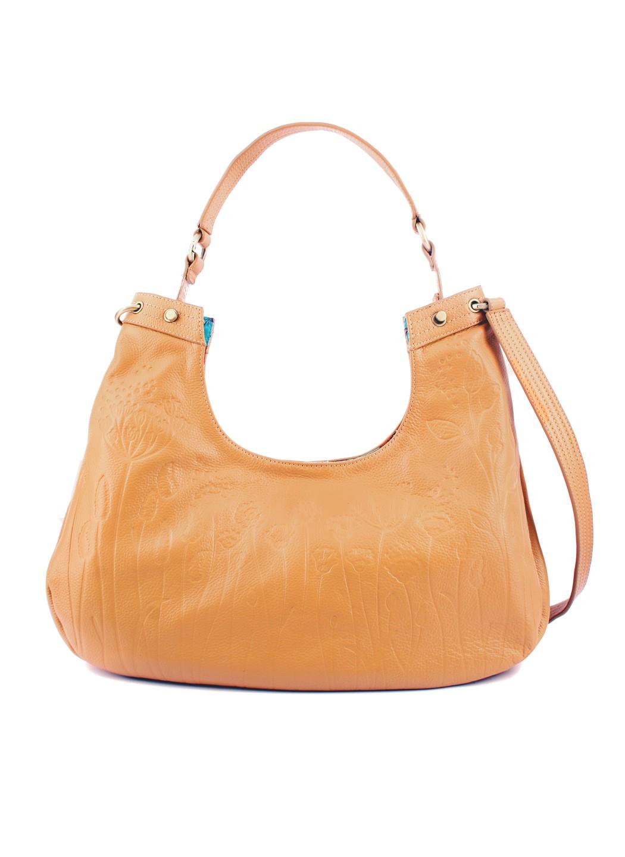 Lavender Hobo Bag Sand,by Minsstyle Designer, Vanessa Boulton