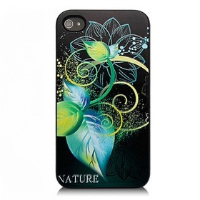 Pattern A Nature iPhone 4/4S Case
