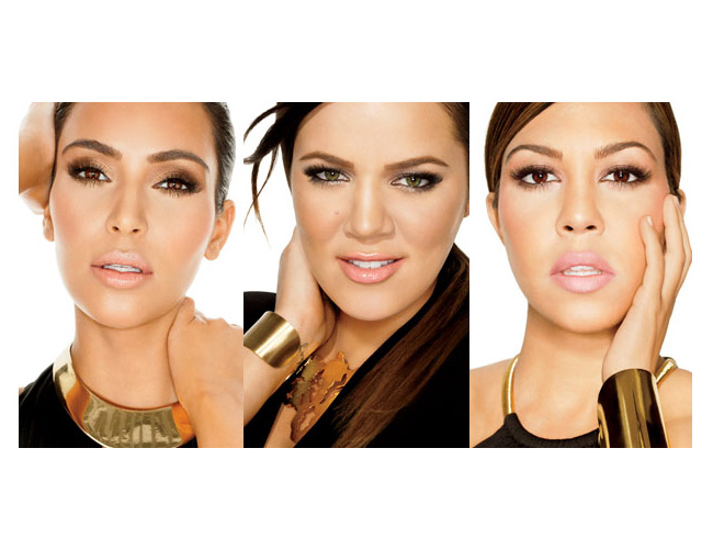 Kardashian Khroma Kollection Promo Shots Released