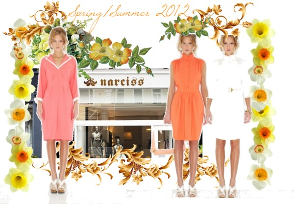 "AB loves Latvian fashion brand ""Narciss"""