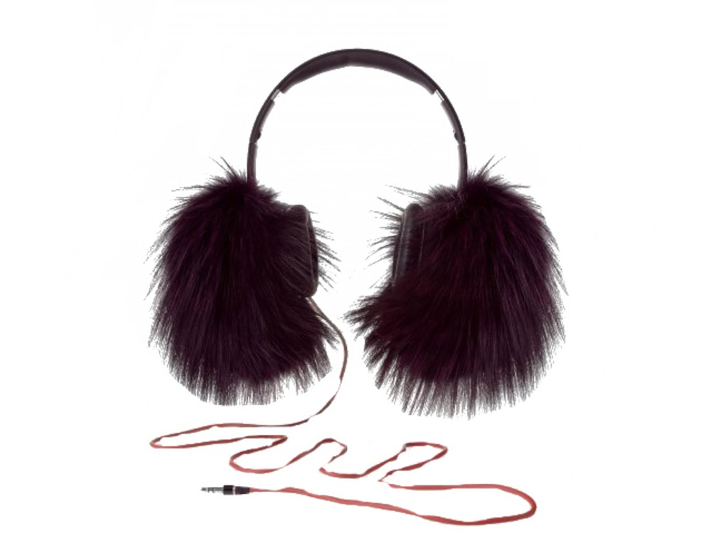 From Headphones to Shoes: It's a Mad Fur World