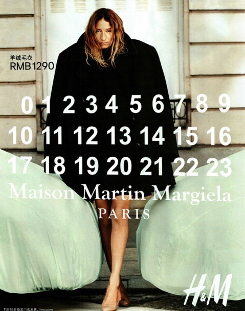 Get Excited: First Campaign Images Of Maison Martin Margiela for H&M Have Arrived
