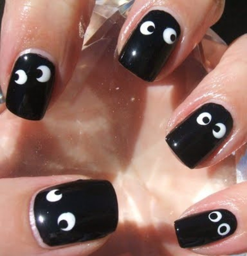 25 Halloween Nail Art Ideas You Need