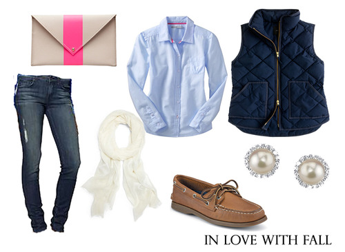 Preppy for Fall