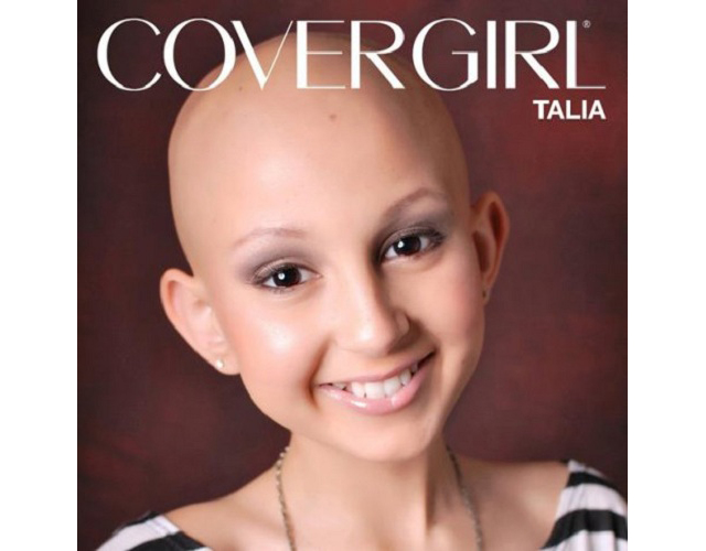 Beauty High's Daily Top 10: Teen Cancer Patient Named CoverGirl, One Direction to Launch Scent, More