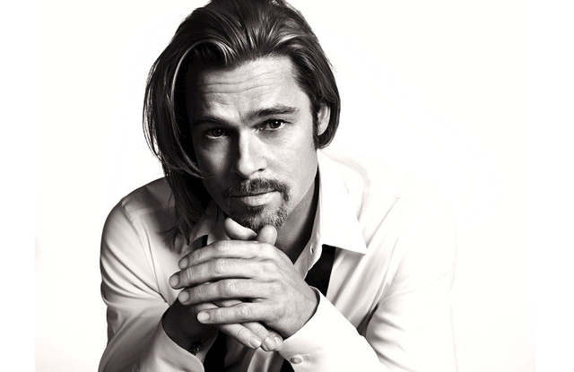 Brad Pitt's Latest Chanel Campaign Adds Models Into the Mix