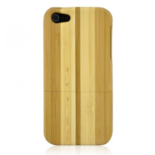 Handmade True Bamboo iPhone 5 Case