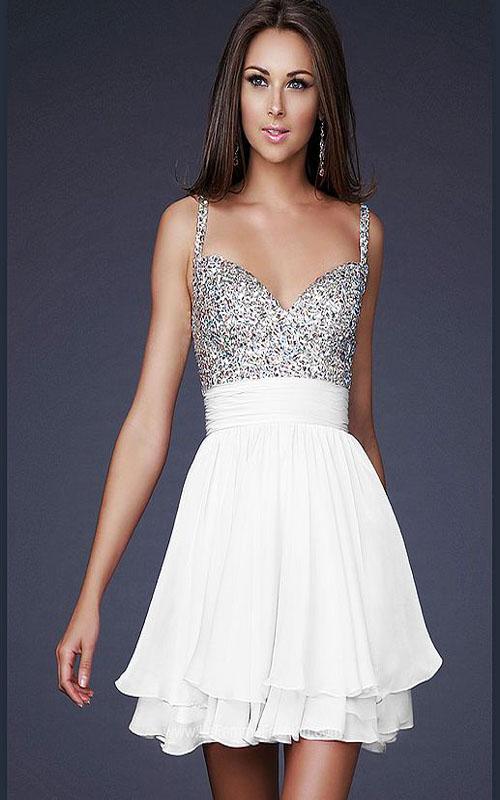 Formal Dresses Short White - Long Dresses Online
