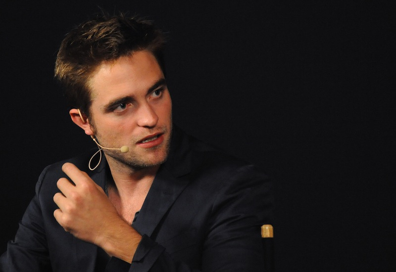 Robert Pattinson Named New Face of Dior Men's Fragrance