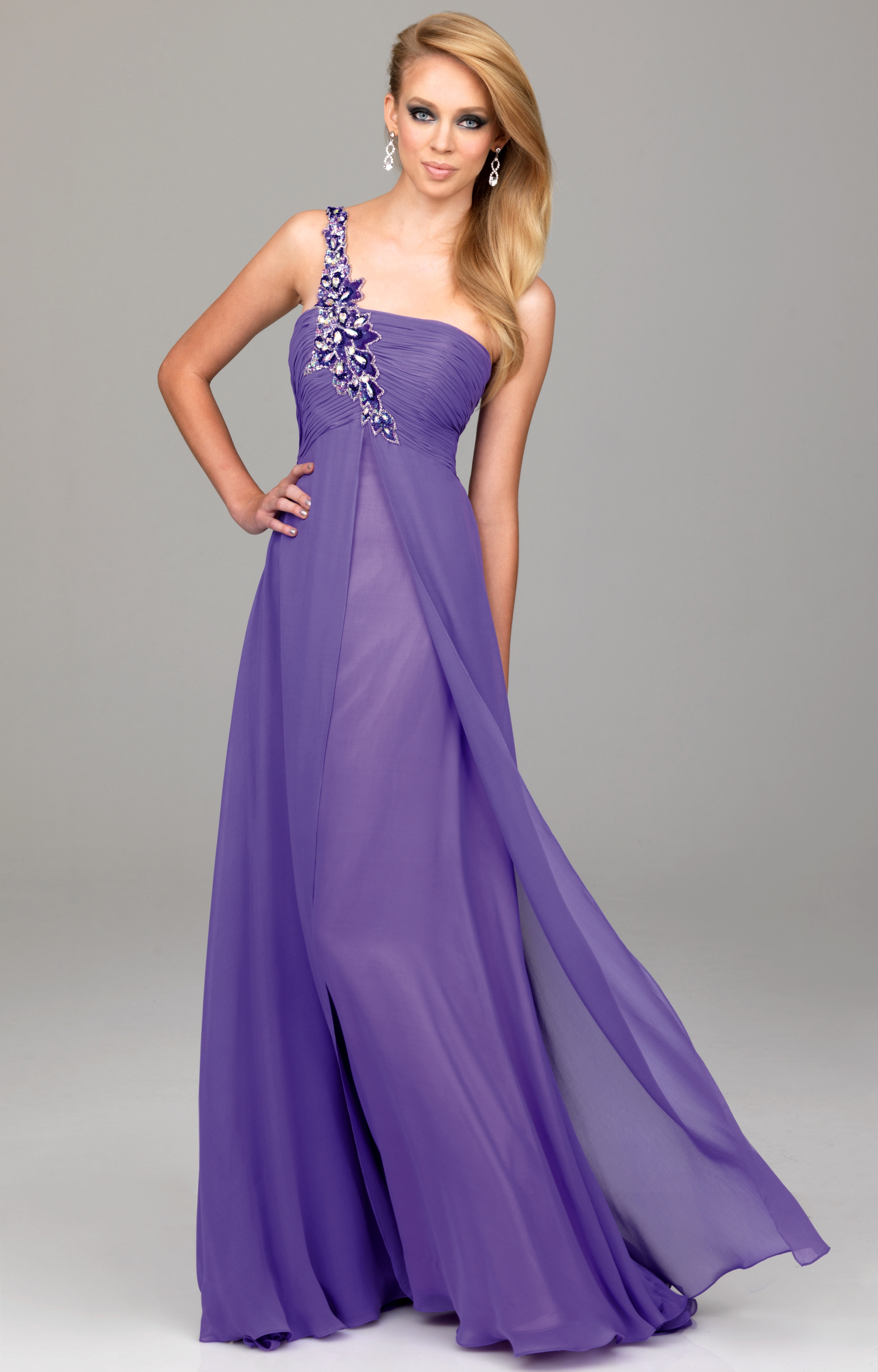 Beautiful dress for evening party