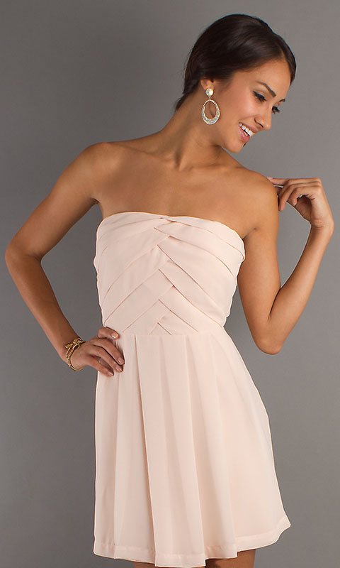 Homecoming Semi Formal Dresses Prom Dresses With Pockets