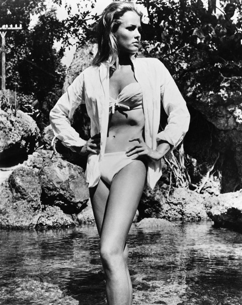 10 Of The Most Fabulous Bond Girl Fashion Moments Of All Time