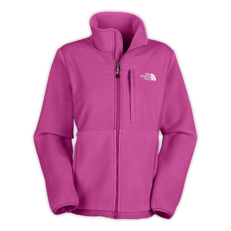Womens north face fleece jackets on sale