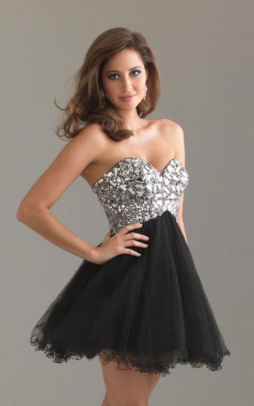 Similiar Black And Bling Dresses Keywords