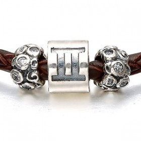 pandora canada gemini sterling silver charms stylecaster