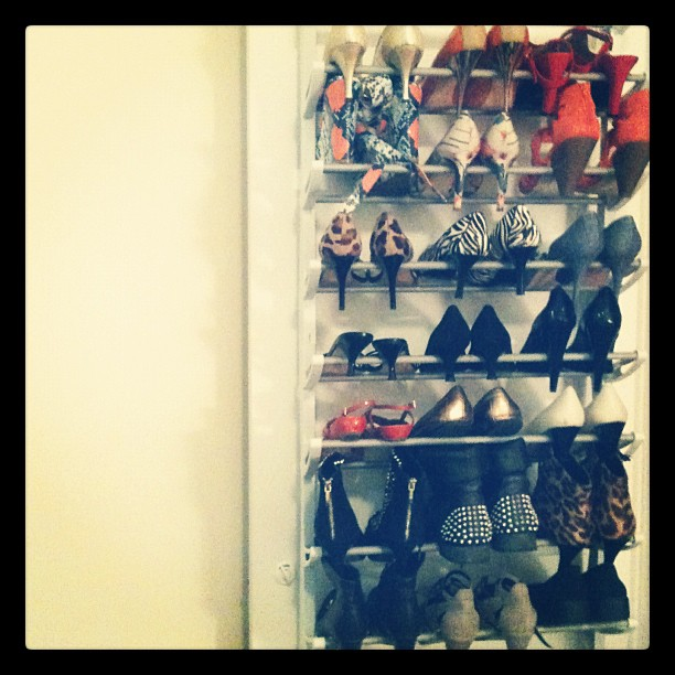 21 pairs of kicks and counting! Xo