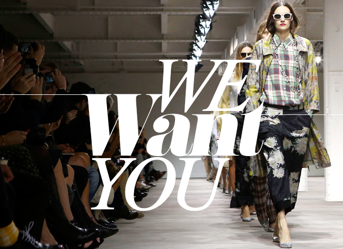 Enter for a Chance to Go to Fashion Week as StyleCaster's Official Insider!