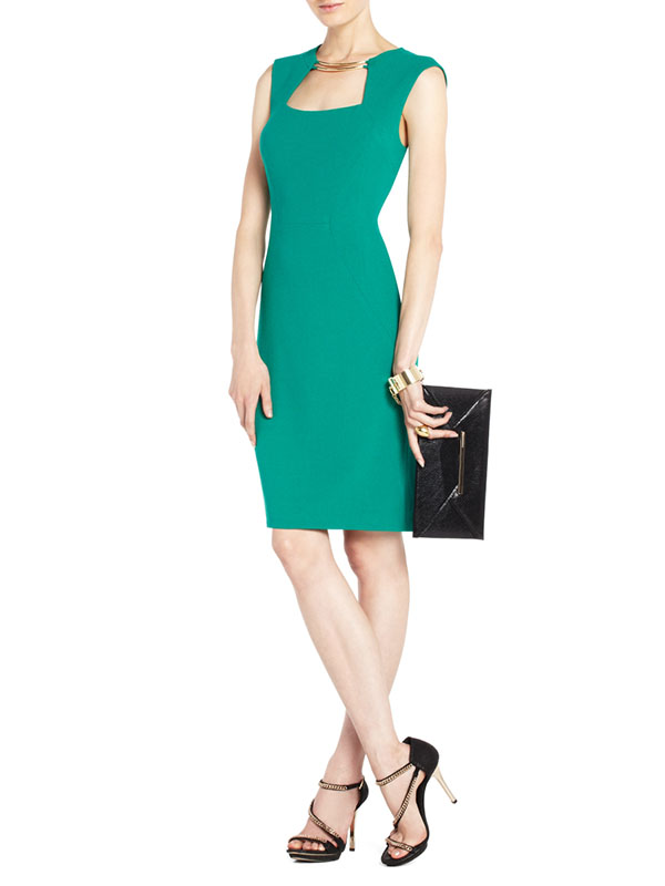bcbg green gown | Fashion Wallpaper