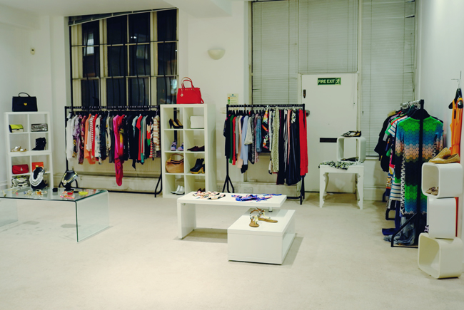 STYLONYLON: A Visit To My-Wardrobe.com's Showroom For The SS13 Preview