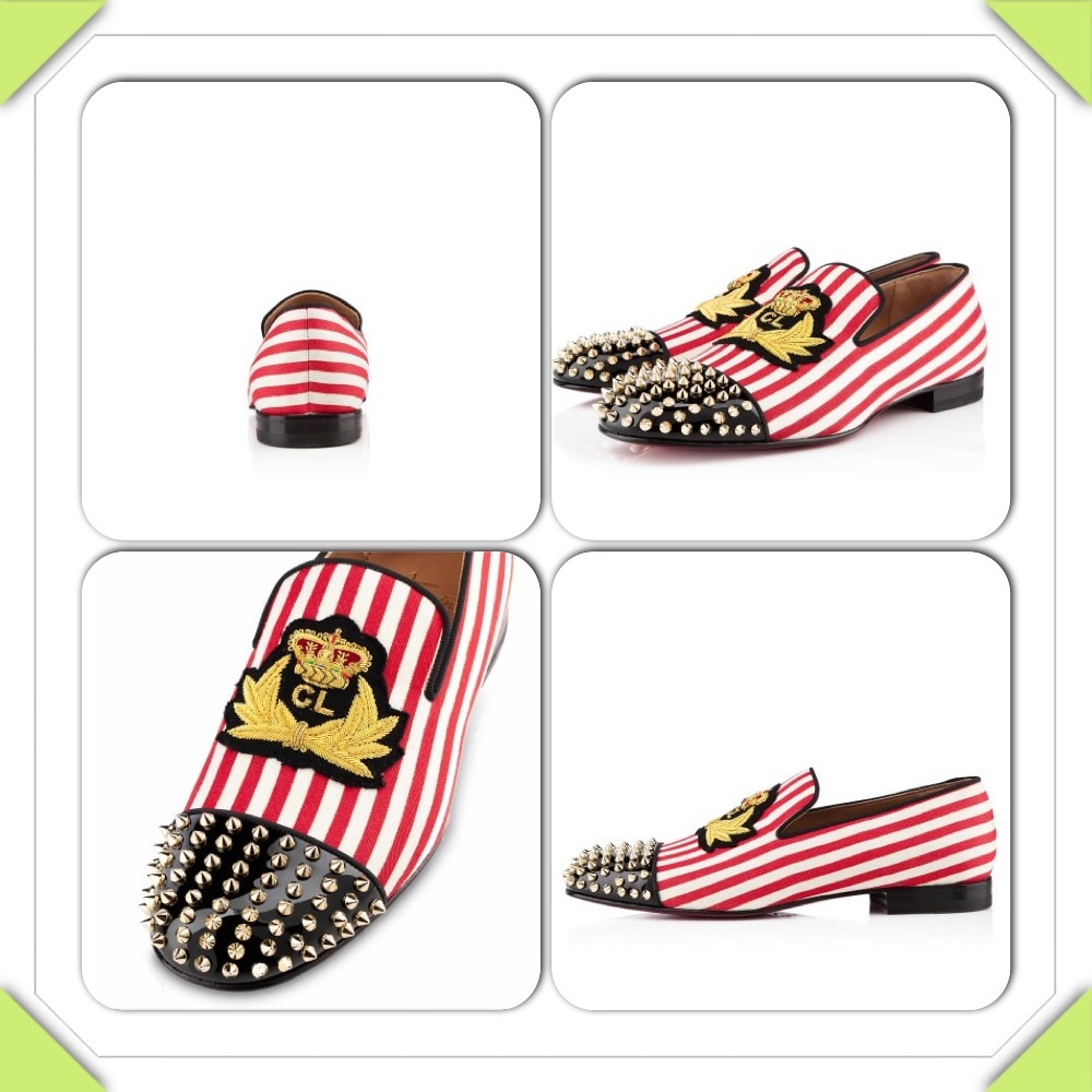 Christian Louboutin men shoes