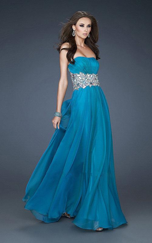 Teal Prom Dresses 2013 Long Prom Dresses 2013