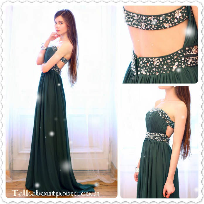 cute green dresses for 2013 prom stylecaster