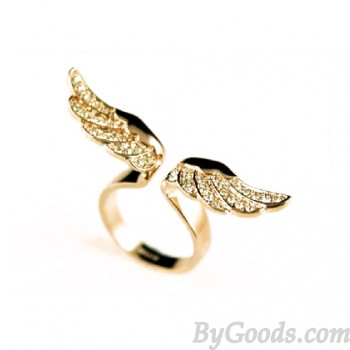 - 52888-fashion-sparkling-angel-wing-ring-just-9-90-only-in-bygoods-com