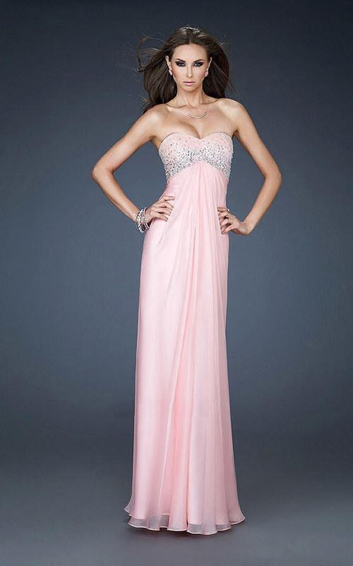 Cheap La Femme Prom Dresses - Long Dresses Online