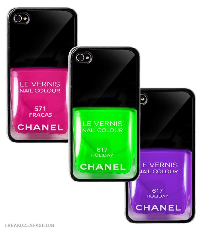 Chanel Nail Polish Phone Case : 2017 - 2018 Best Cars Reviews