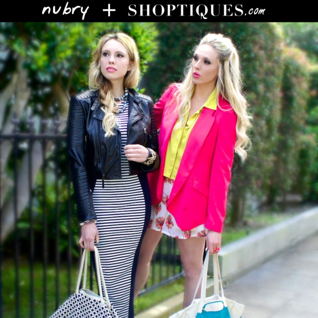 How To Wear Patterned Shorts + Shoptiques Giveaway | Nubry | San Diego Fash